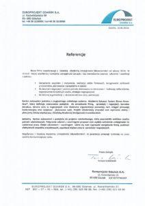 Europrojekt - Zarządzanie zespołem i negocjacje