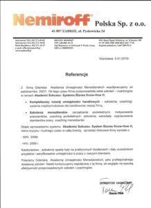 Nemiroff Polska Sp. z o.o.