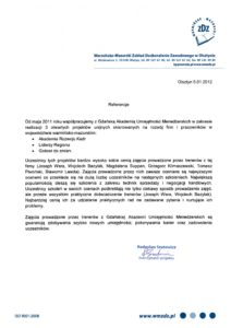 Warmińsko-Mazurski Zakład Doskonalenia Zawodowego w Olsztynie