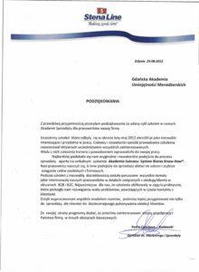 Stena Line Polska Sp. z o.o.