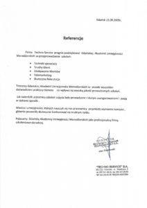 TechnoService - Pozyskiwanie Klientów